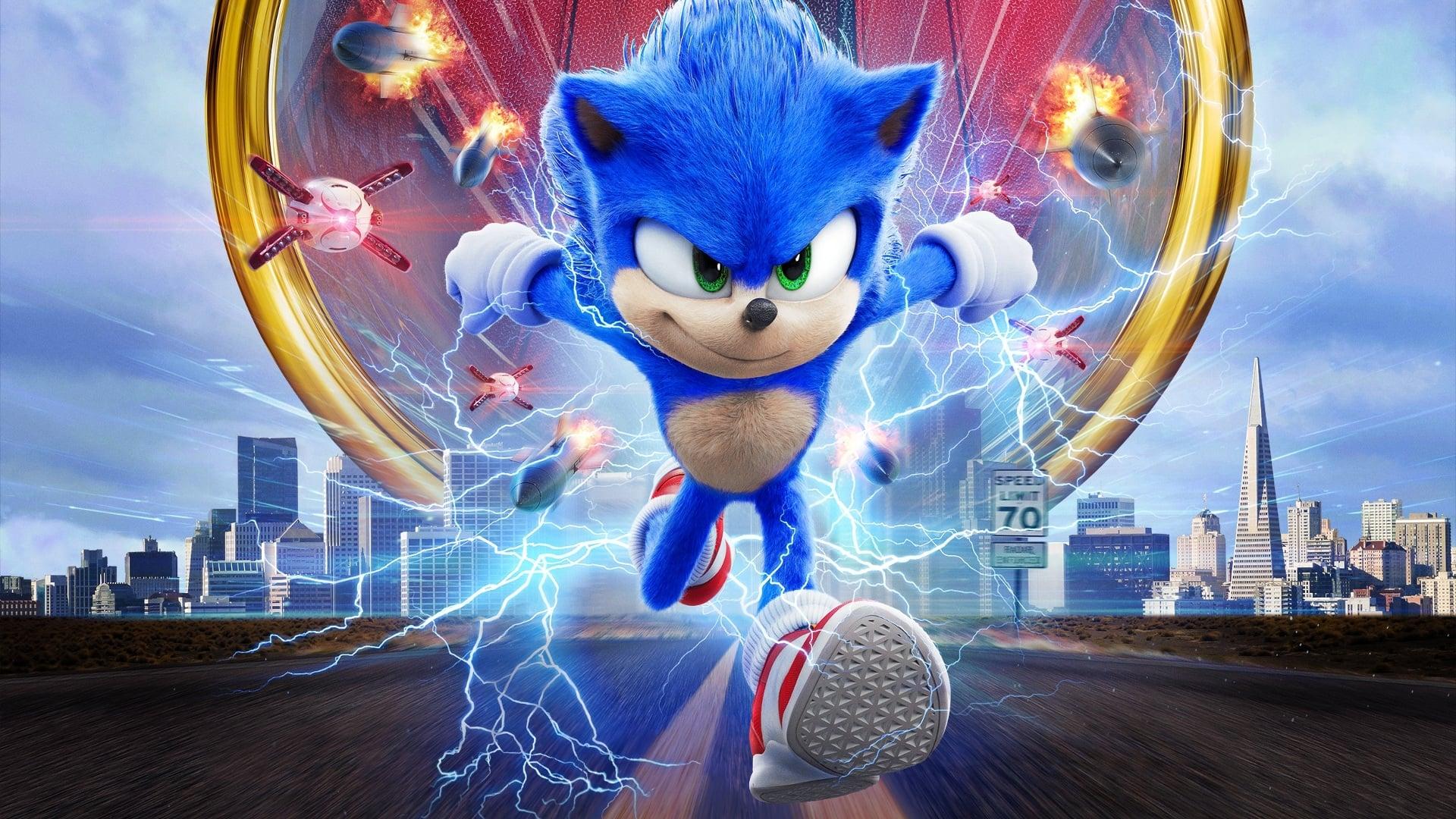 img Sonic. La película