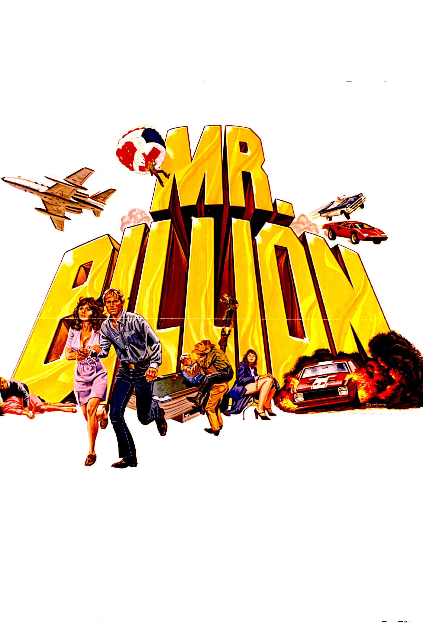 Mr. Billion Dublado