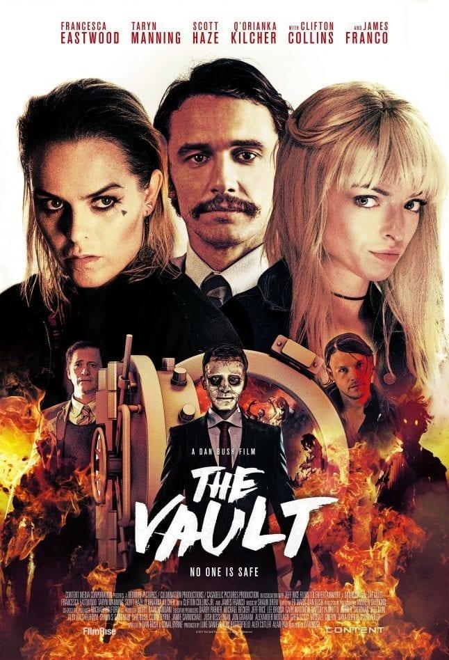 Assistir The Vault Legendado Online Legendado 1080p