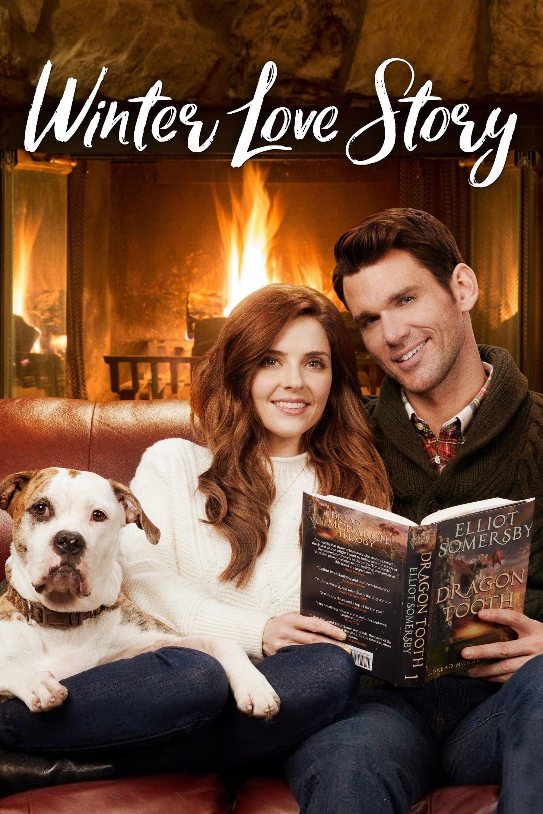 História de Amor no Inverno Dublado