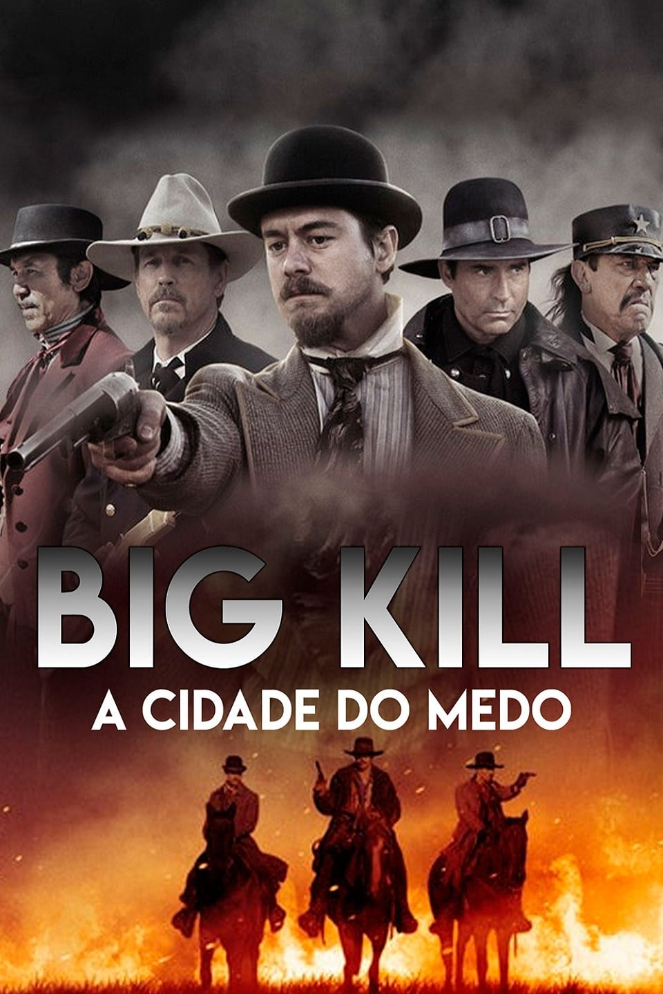 Big Kill – A Cidade do Medo Dublado