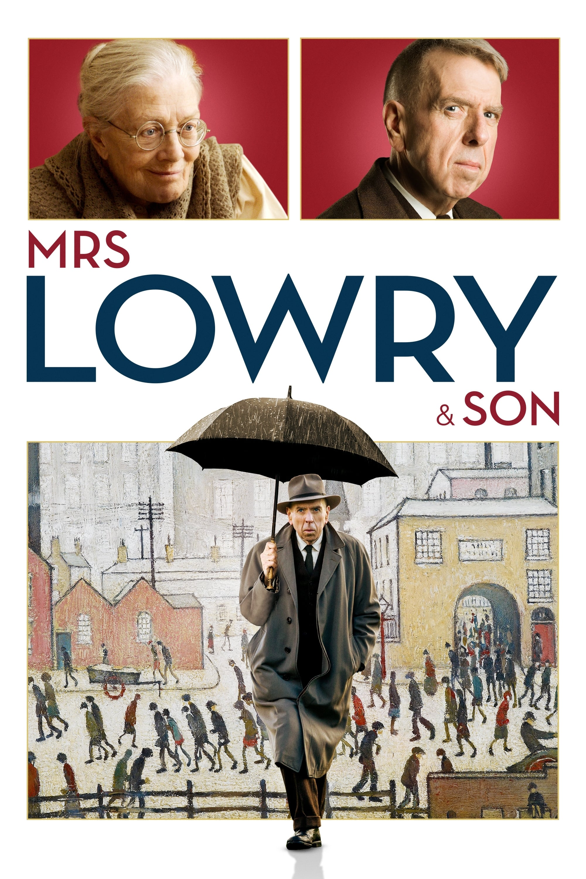 Mrs Lowry & Son Legendado
