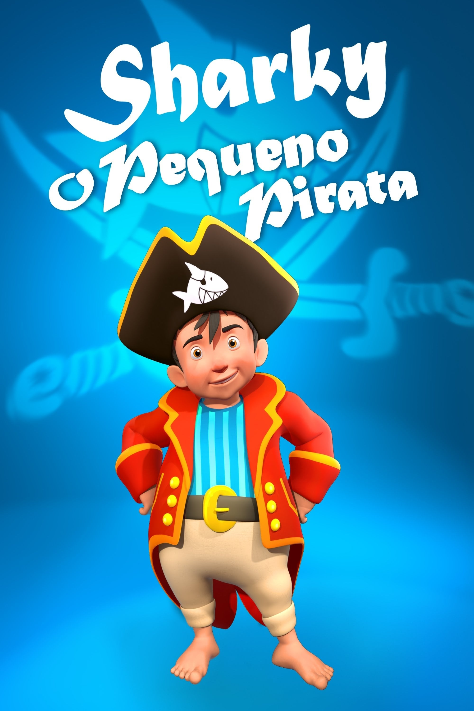 Capitao Sharky – O Pequeno Pirata