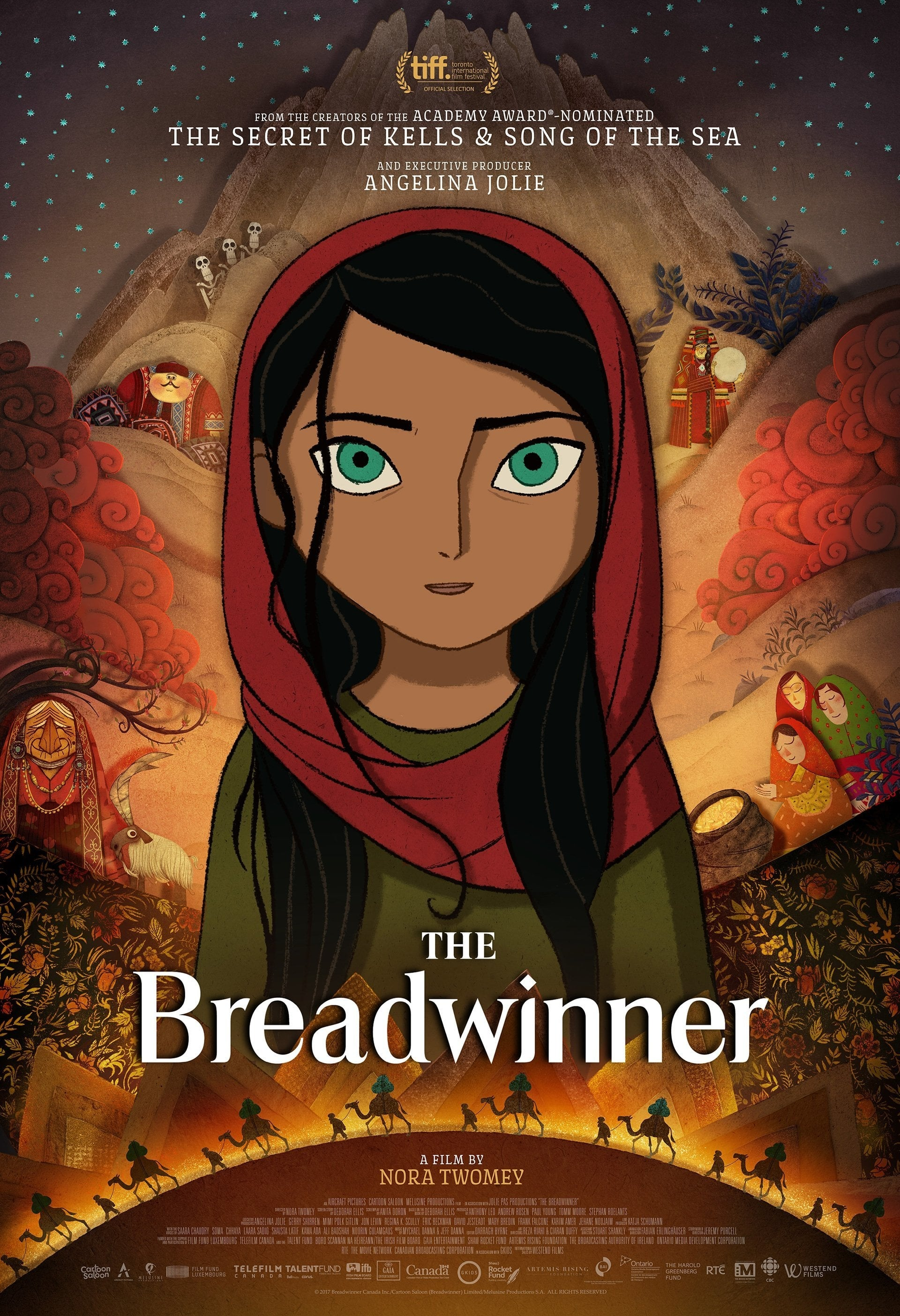 Assistir The Breadwinner Legendado Online Legendado 1080p