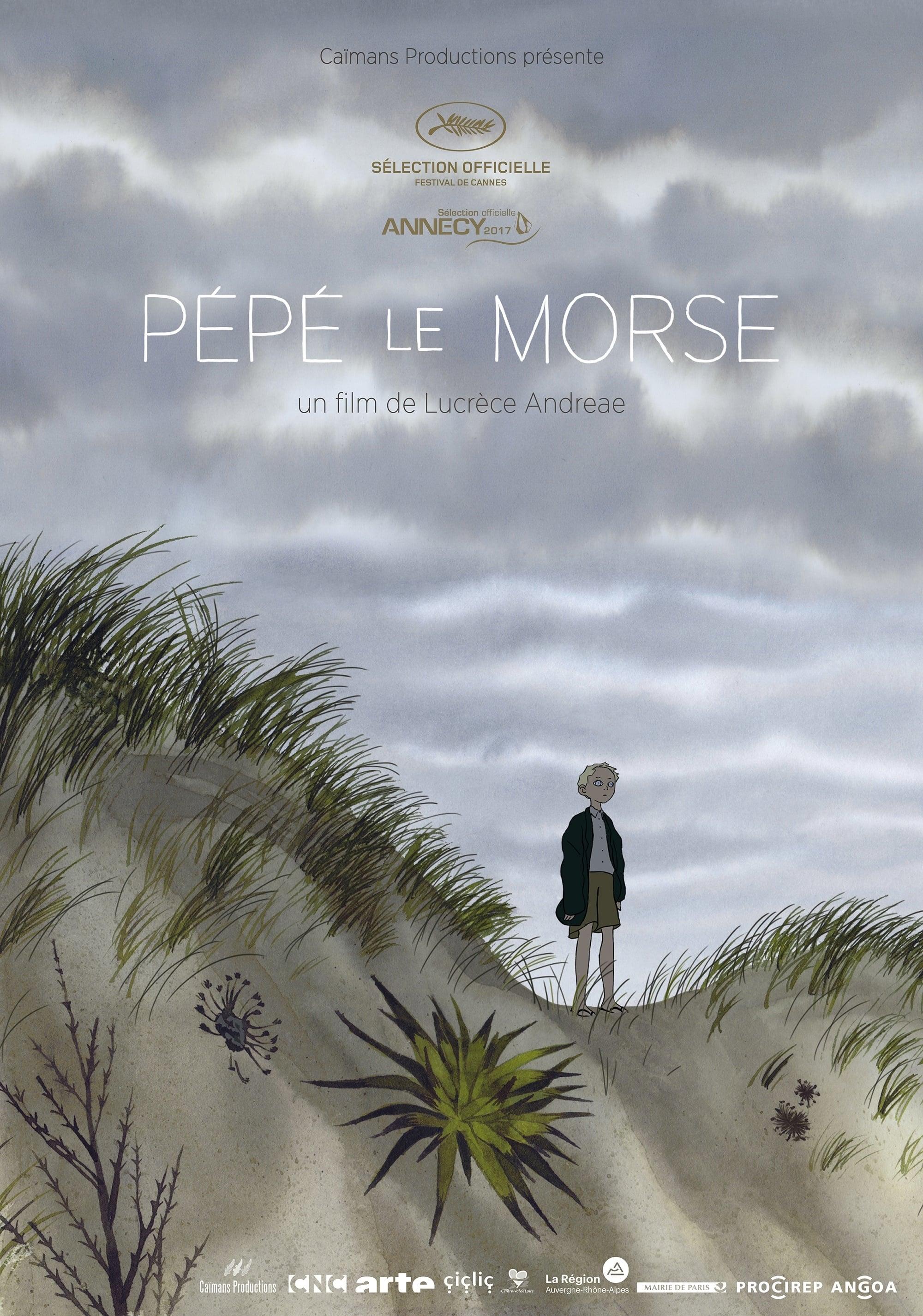 Pepe, a Morsa