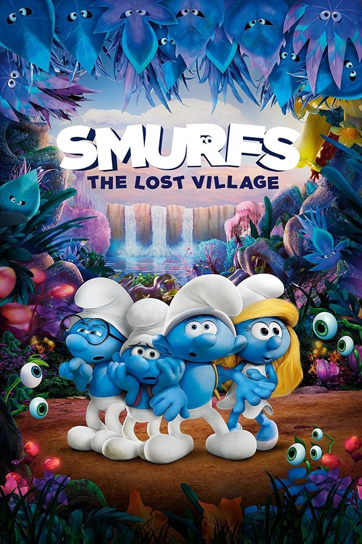 Assistir Os Smurfs e a Vila Perdida Legendado Online Legendado 1080p