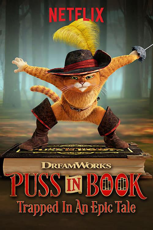 Assistir Gato de Botas preso num conto epico Dublado Online Dublado 1080p