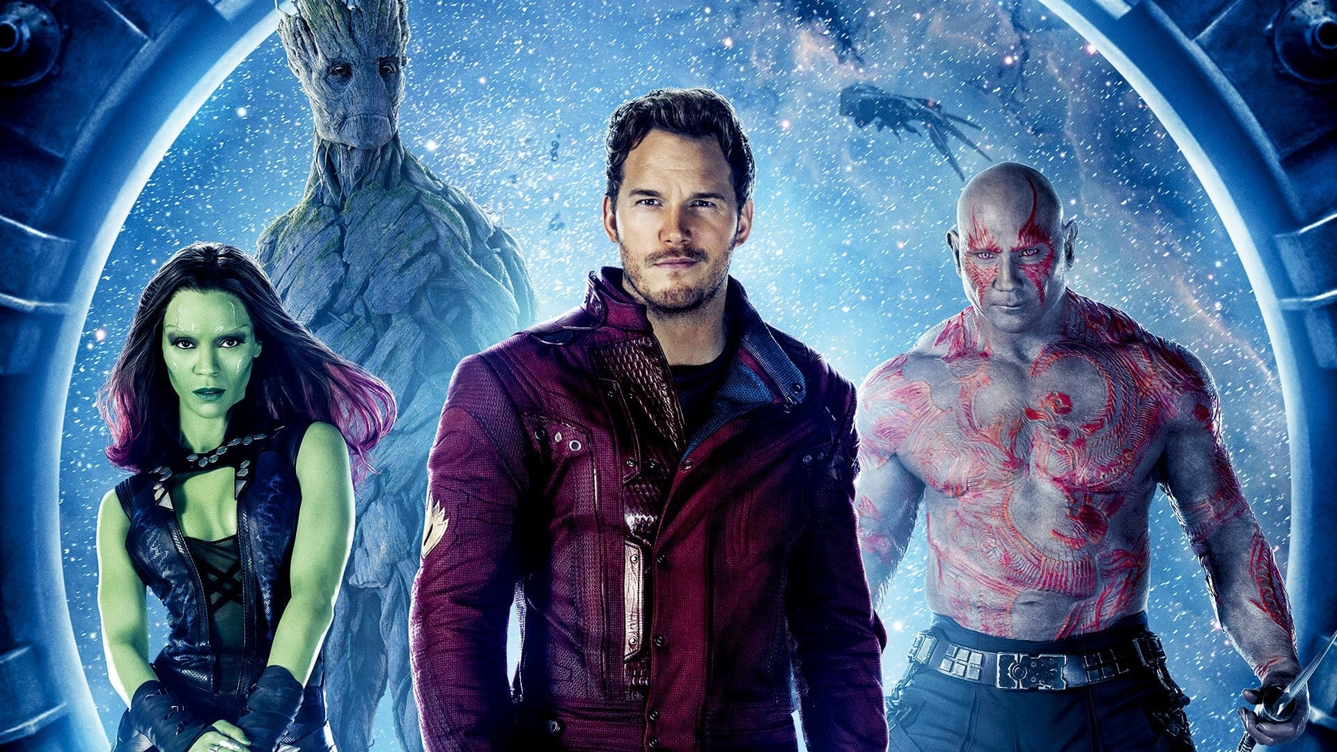 Photo extraite de Guardians of the Galaxy