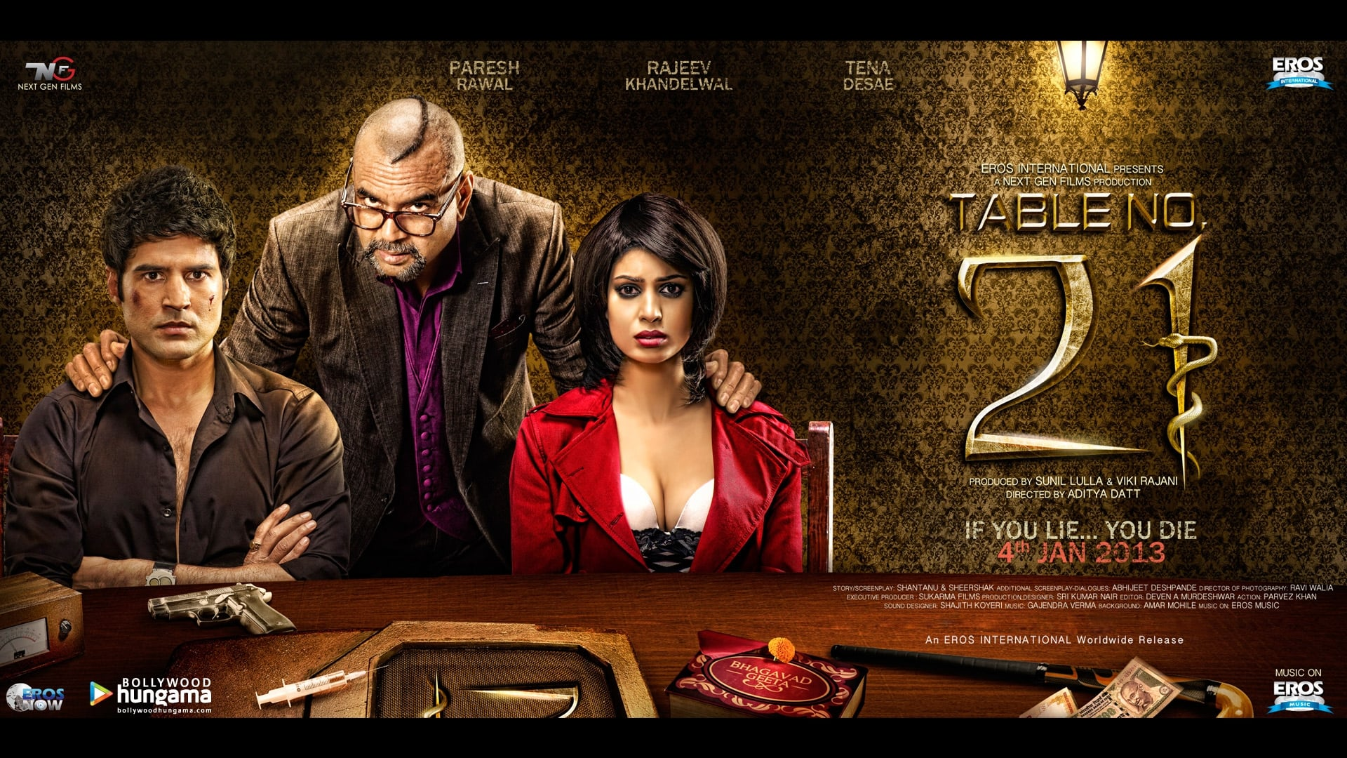 Table No. 21 [2013]
