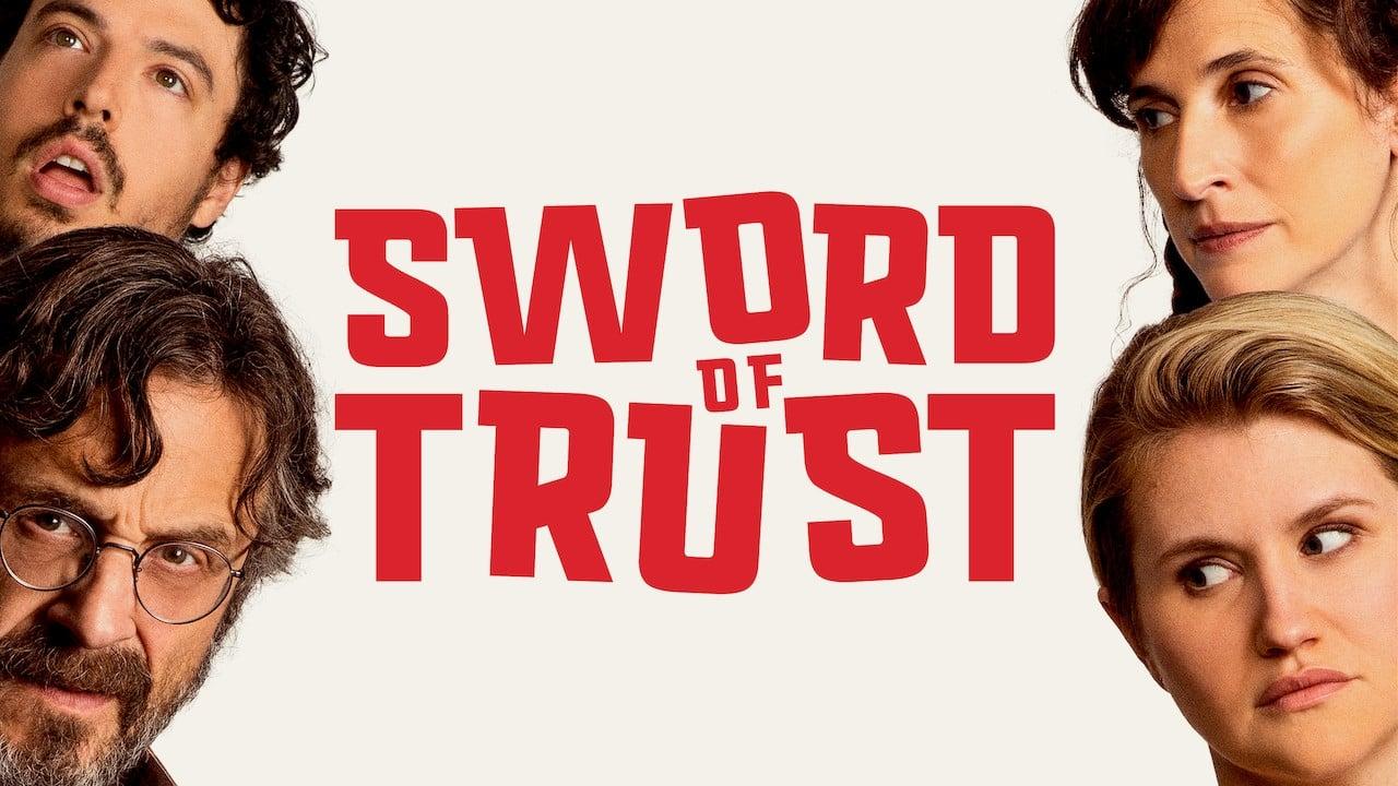 Espada de confianza