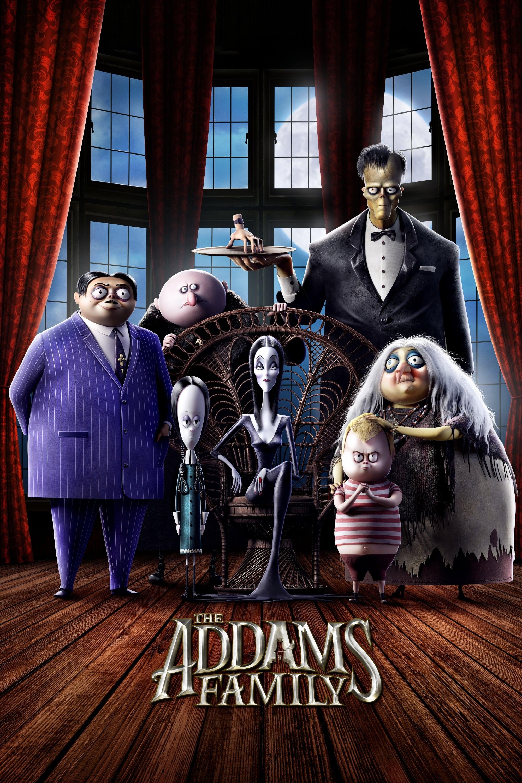 A Família Addams 2019 Dublado