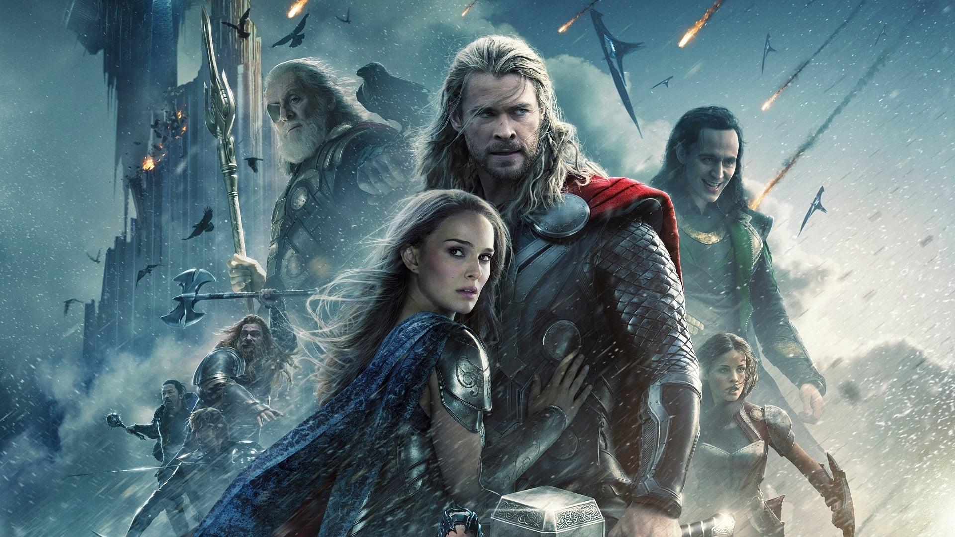 Thor: O Mundo Sombrio Dublado Online
