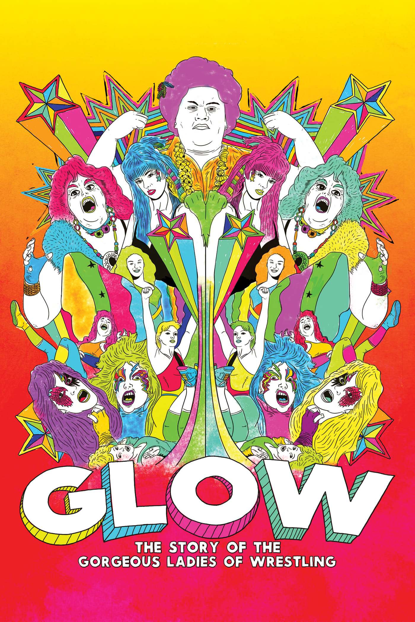 GLOW: The Story  ...