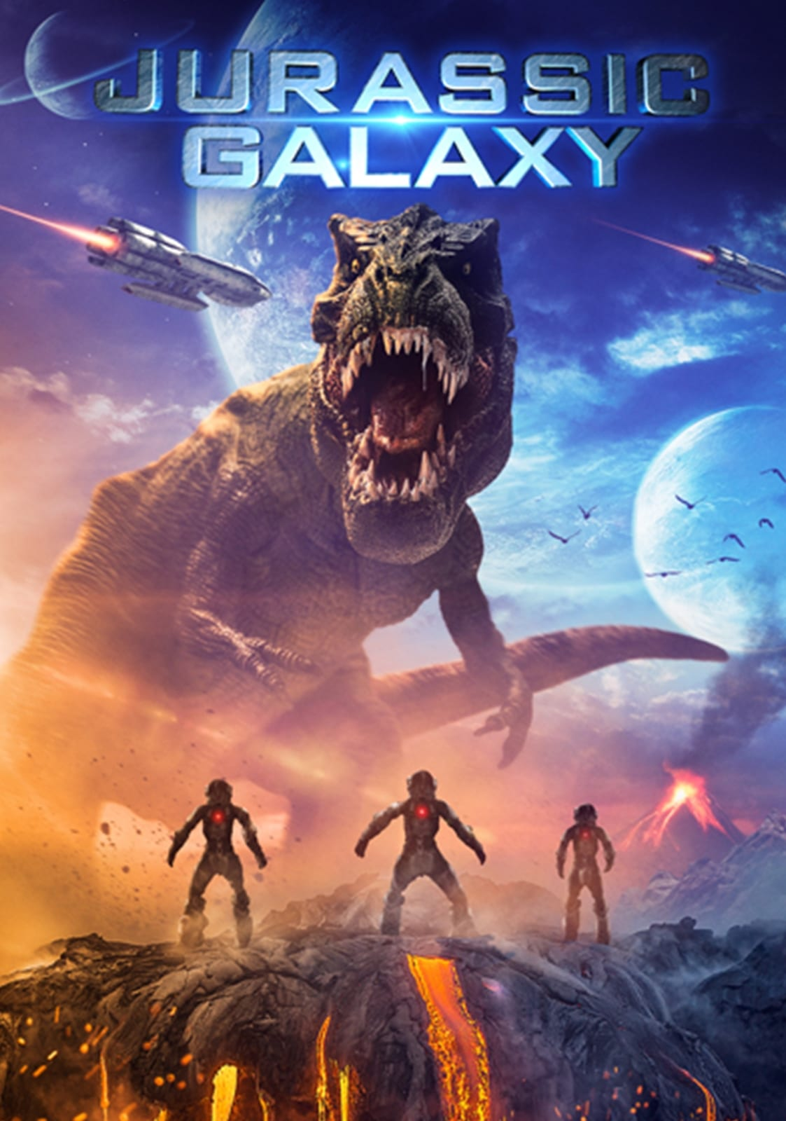 Jurassic Galaxy Legendado