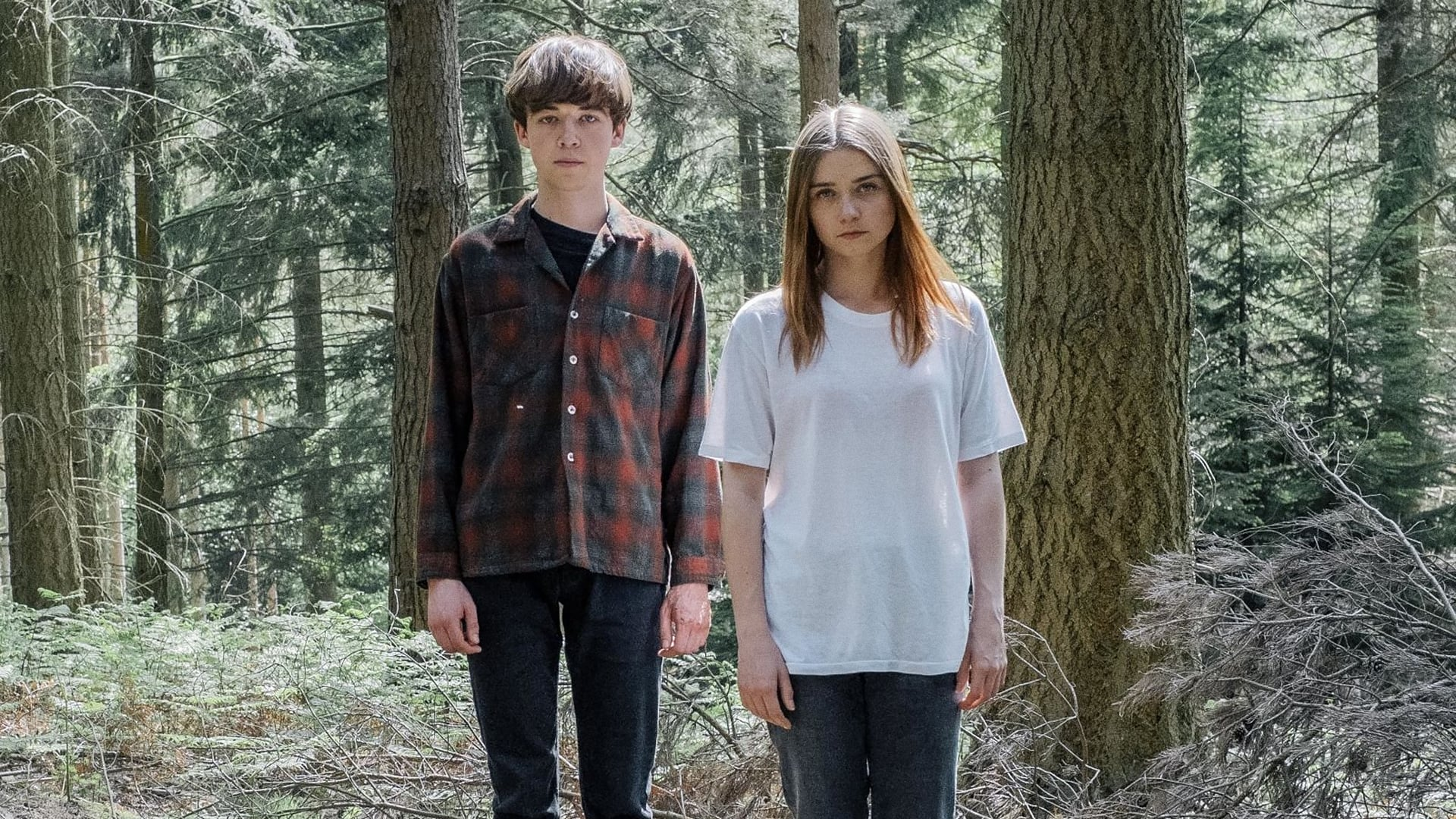 Seriál The End of the F***ing World online zdarma