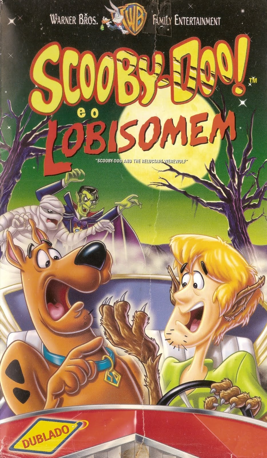 Scooby-Doo! e o Lobisomem Dublado