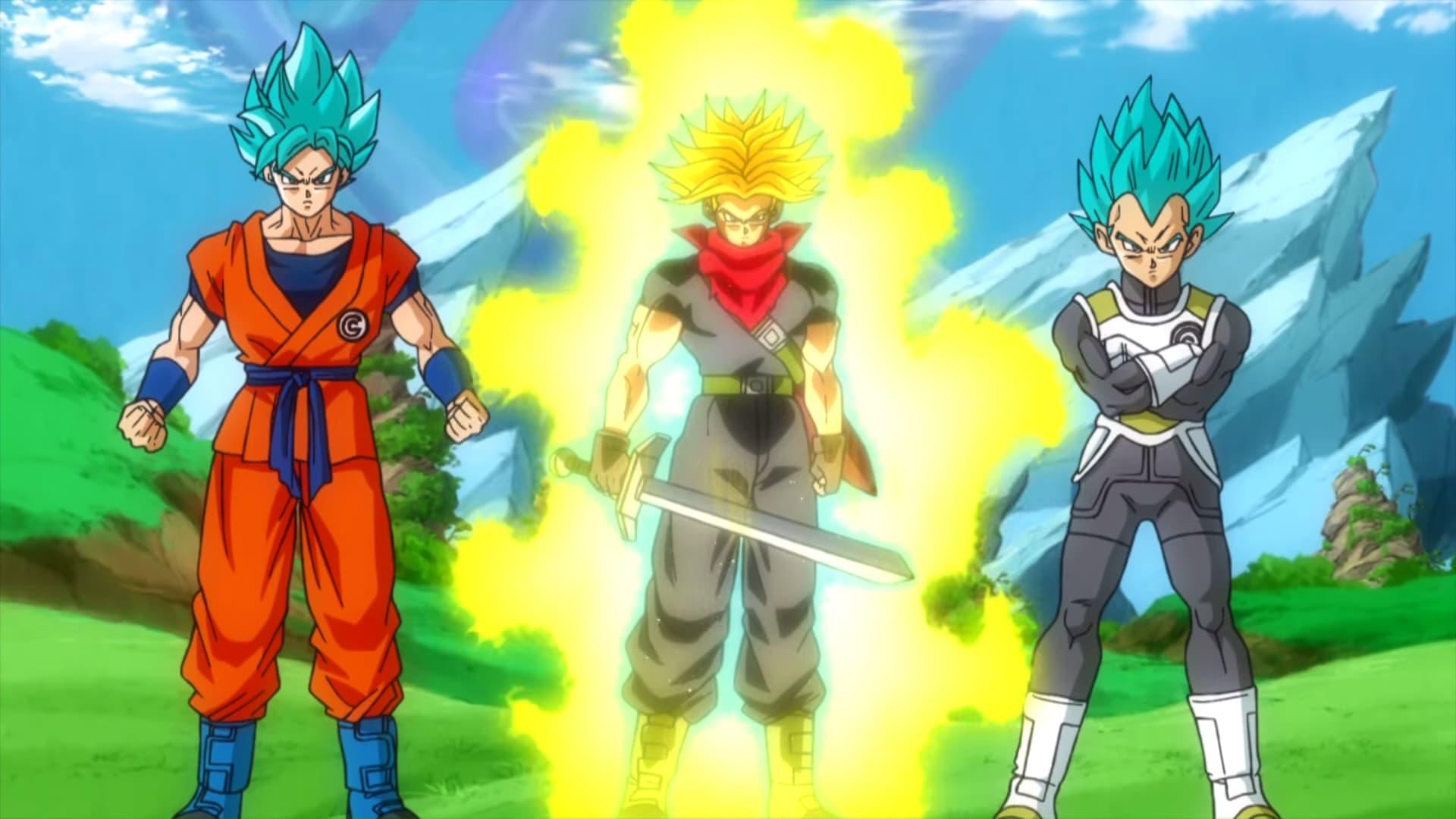 Super Dragon Ball Heroes - Prison Planet Arc