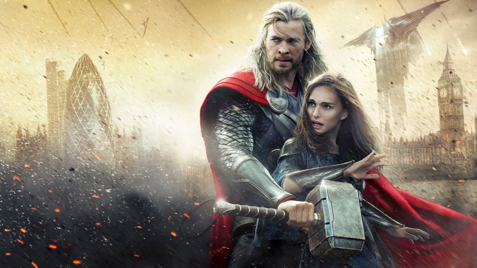 Photo extraite de Thor: The Dark World