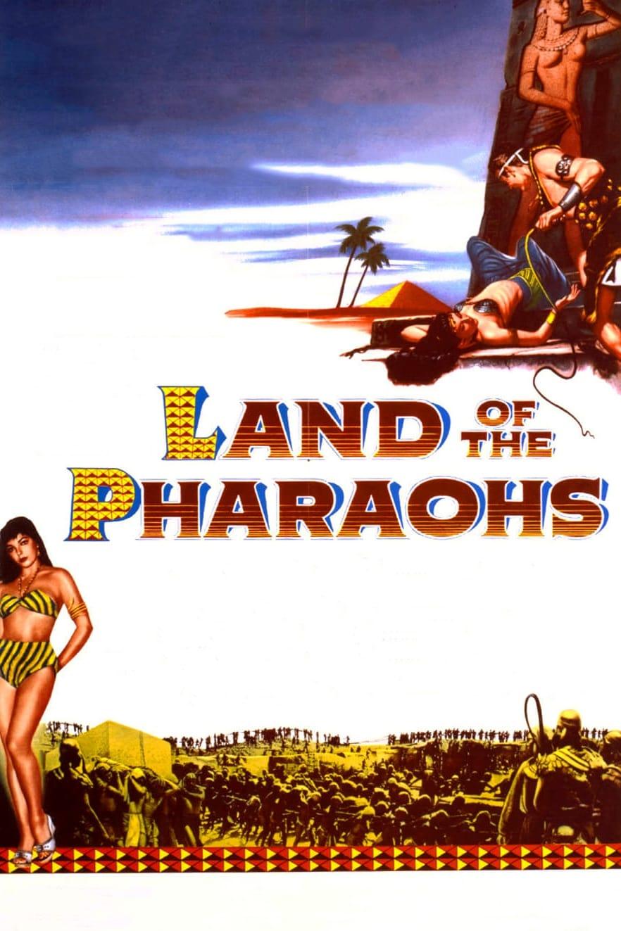 Terra dos Faraós Dublado
