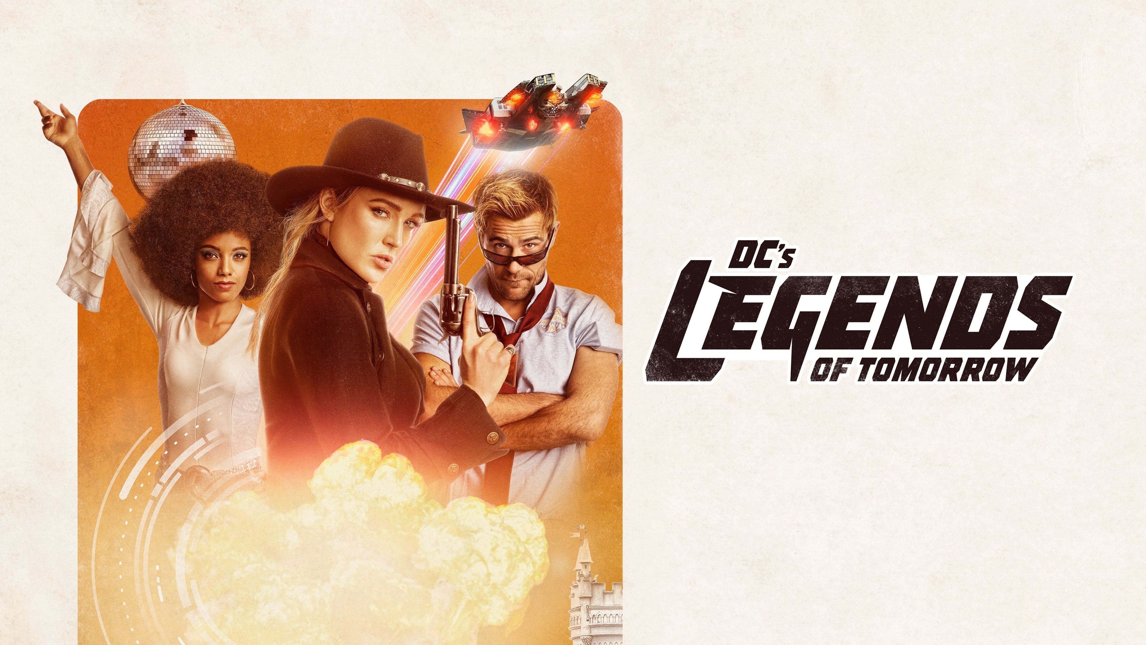 DC's Legends of Tomorrow - Season 2