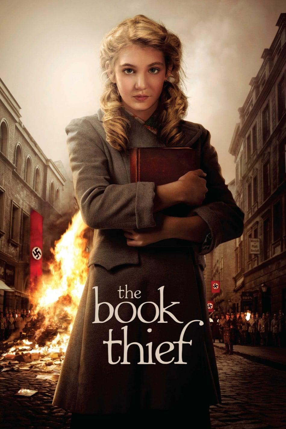 A Menina que Roubava Livros Dublado