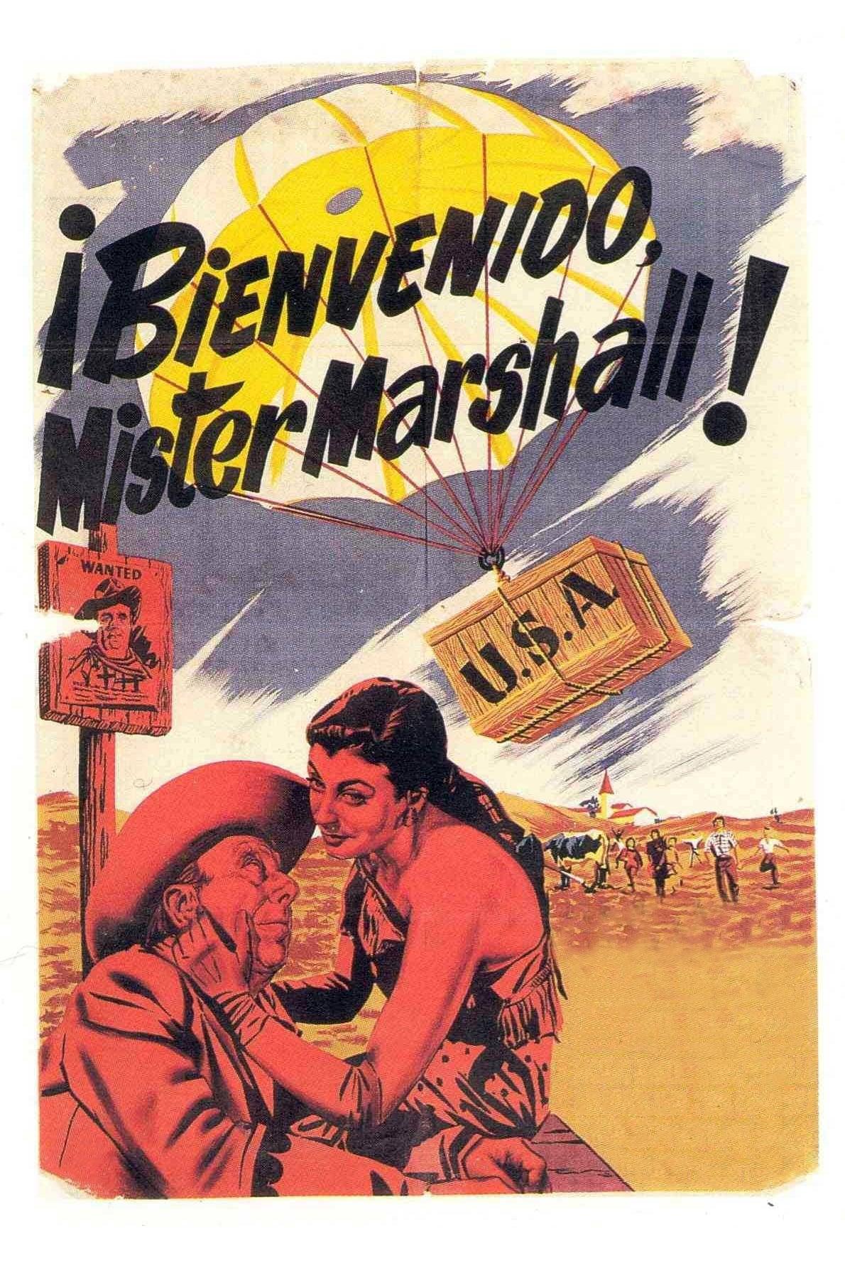 ¡Bienvenido, Míster Marshall! (1953)