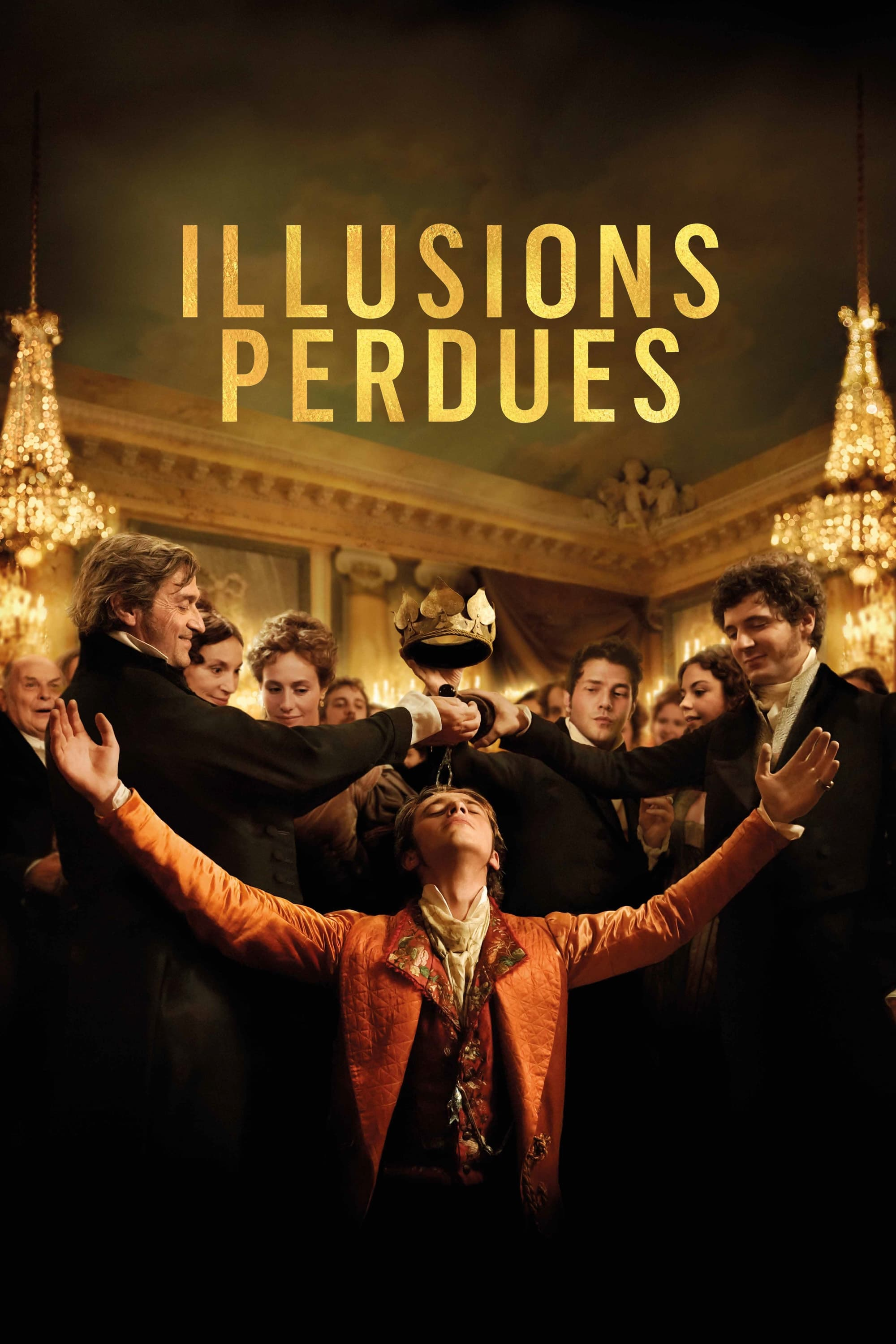 Illusions perdues poster