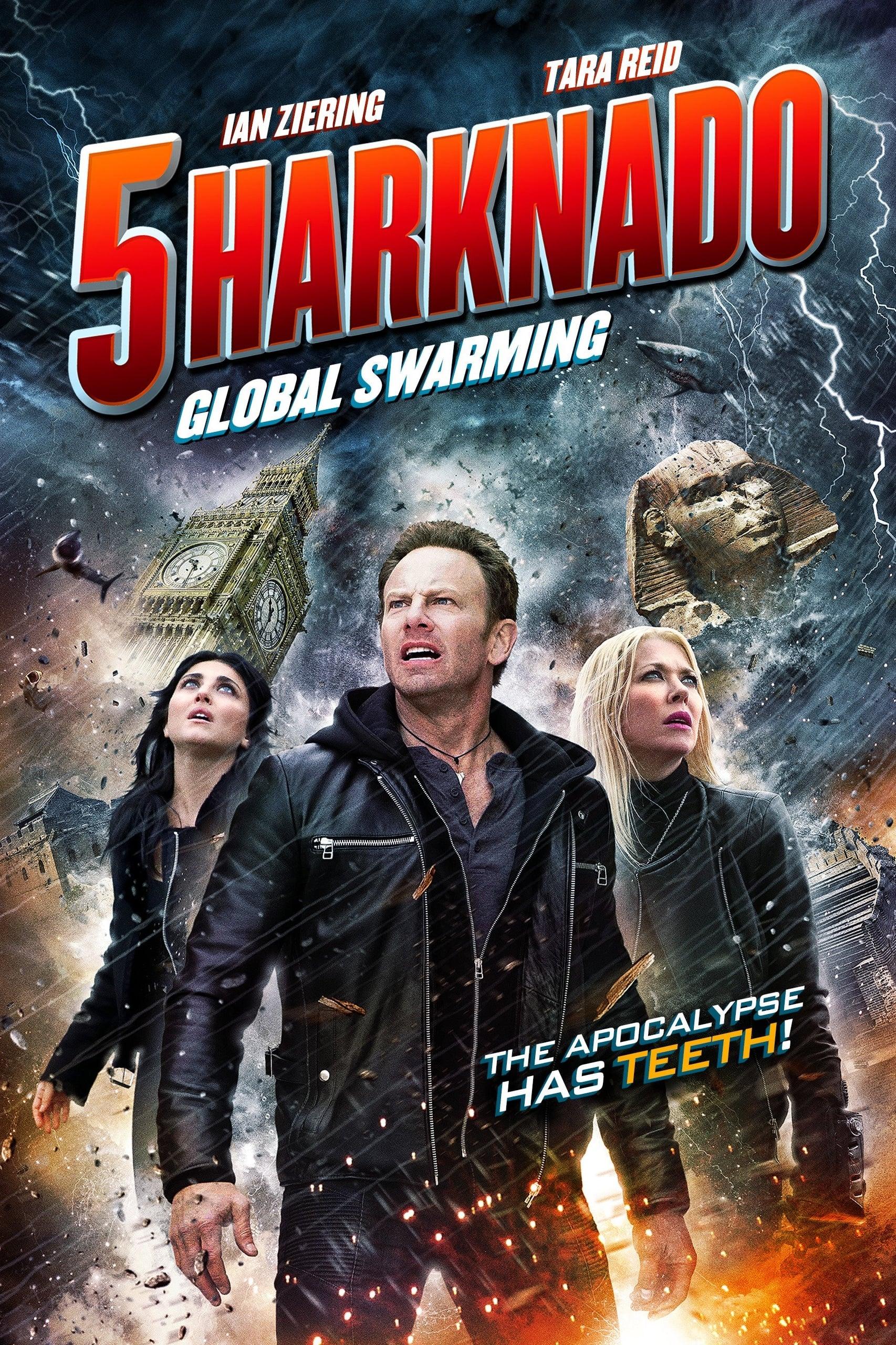Assistir Sharknado 5 - Voracidade Global Dublado Online Dublado 1080p