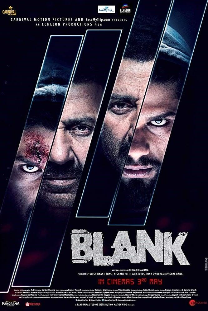 Blank Dublado