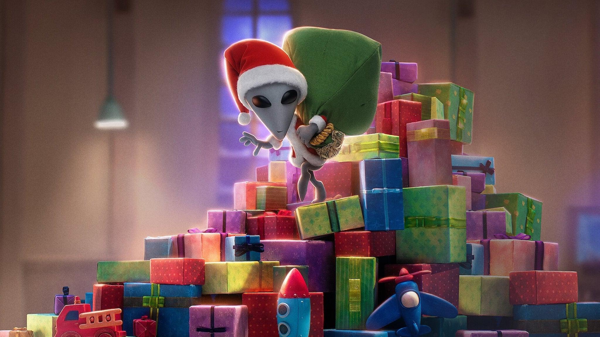 Navidad Xtraterrestre
