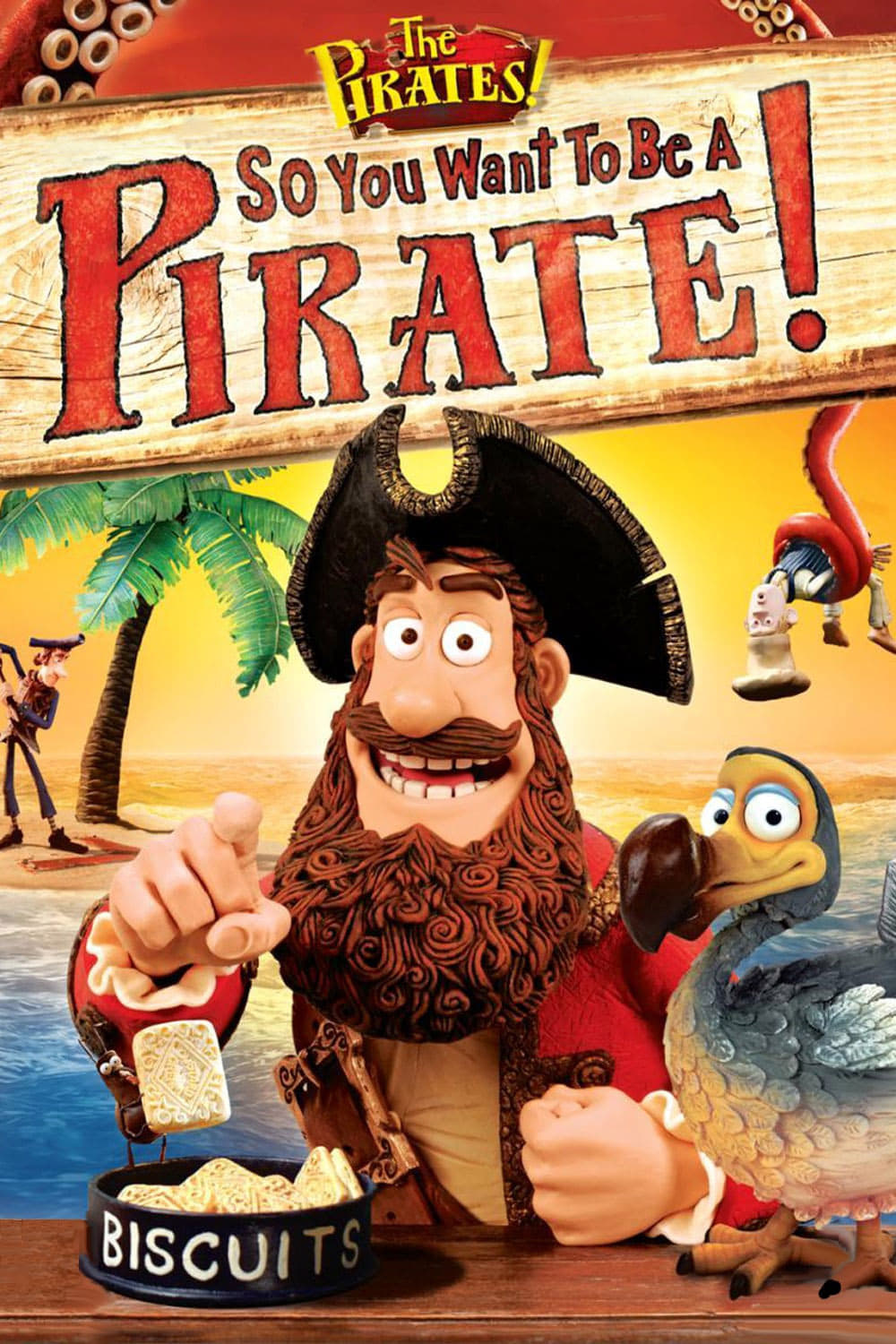 So You Want to Be a Pirate!
