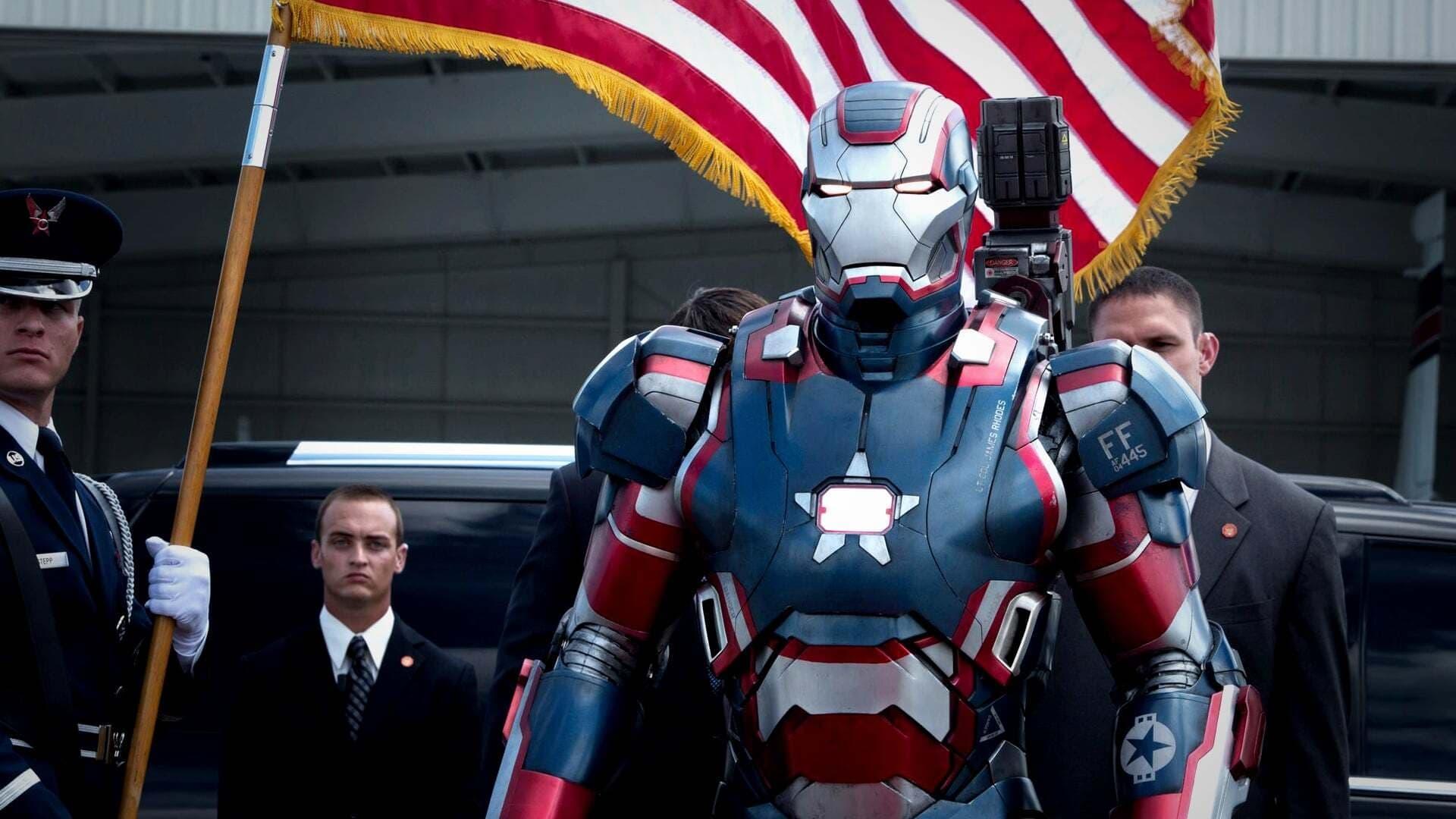 Photo extraite de Iron Man 3