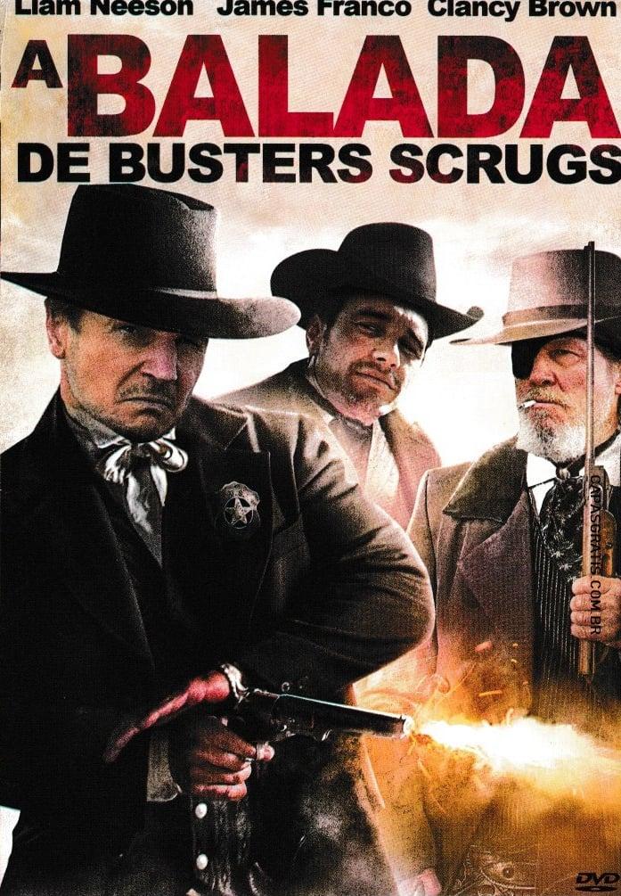 A Balada de Buster Scruggs Dublado