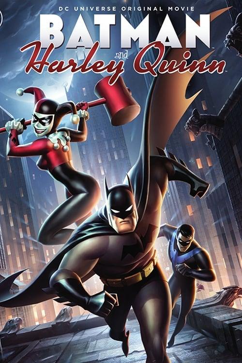 Assistir Batman and Harley Quinn Dublado Online Dublado 1080p