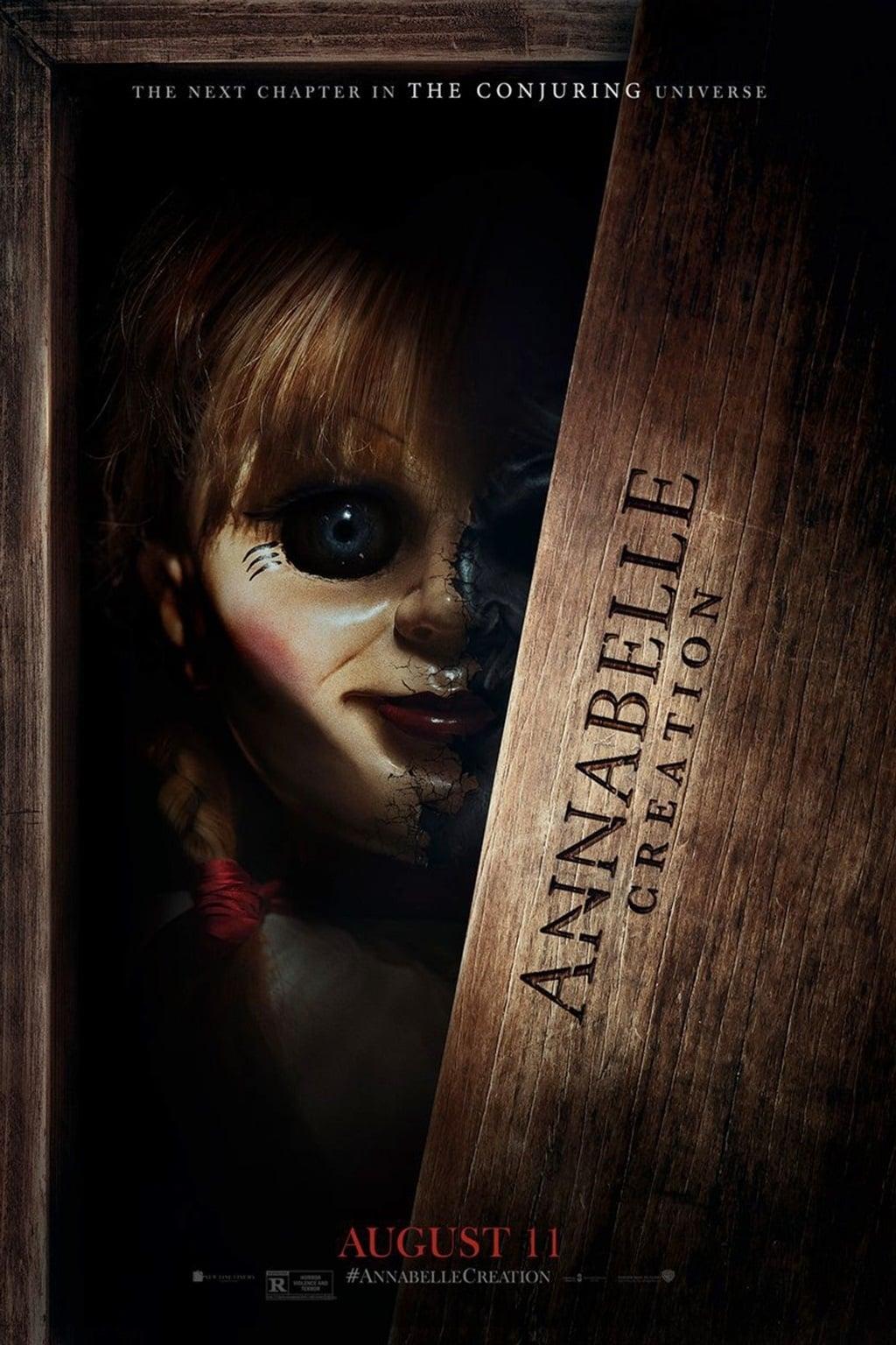 Assistir Annabelle 2: A Criação do Mal Legendado Online Legendado 1080p