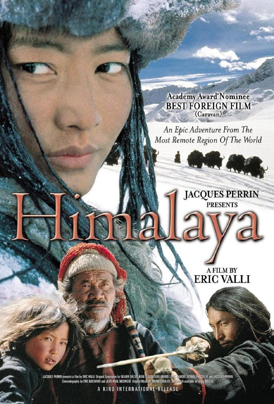 Himalaya – l'enfance d'un chef (1999)
