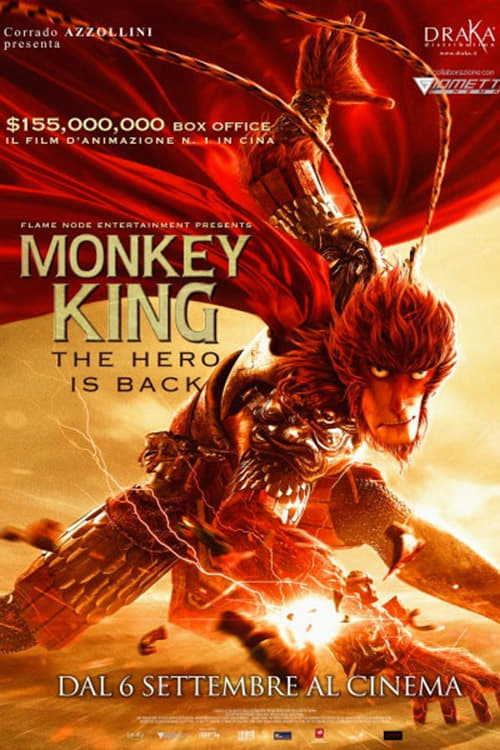 Monkey King:  The Hero Is Back