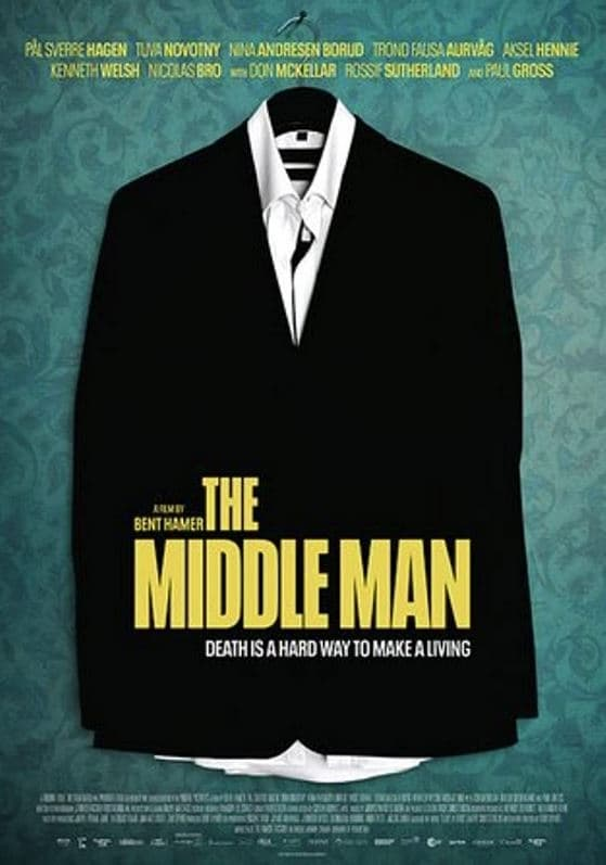 The Middle Man poster