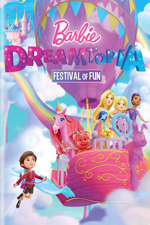 Barbie Dreamtopi ...