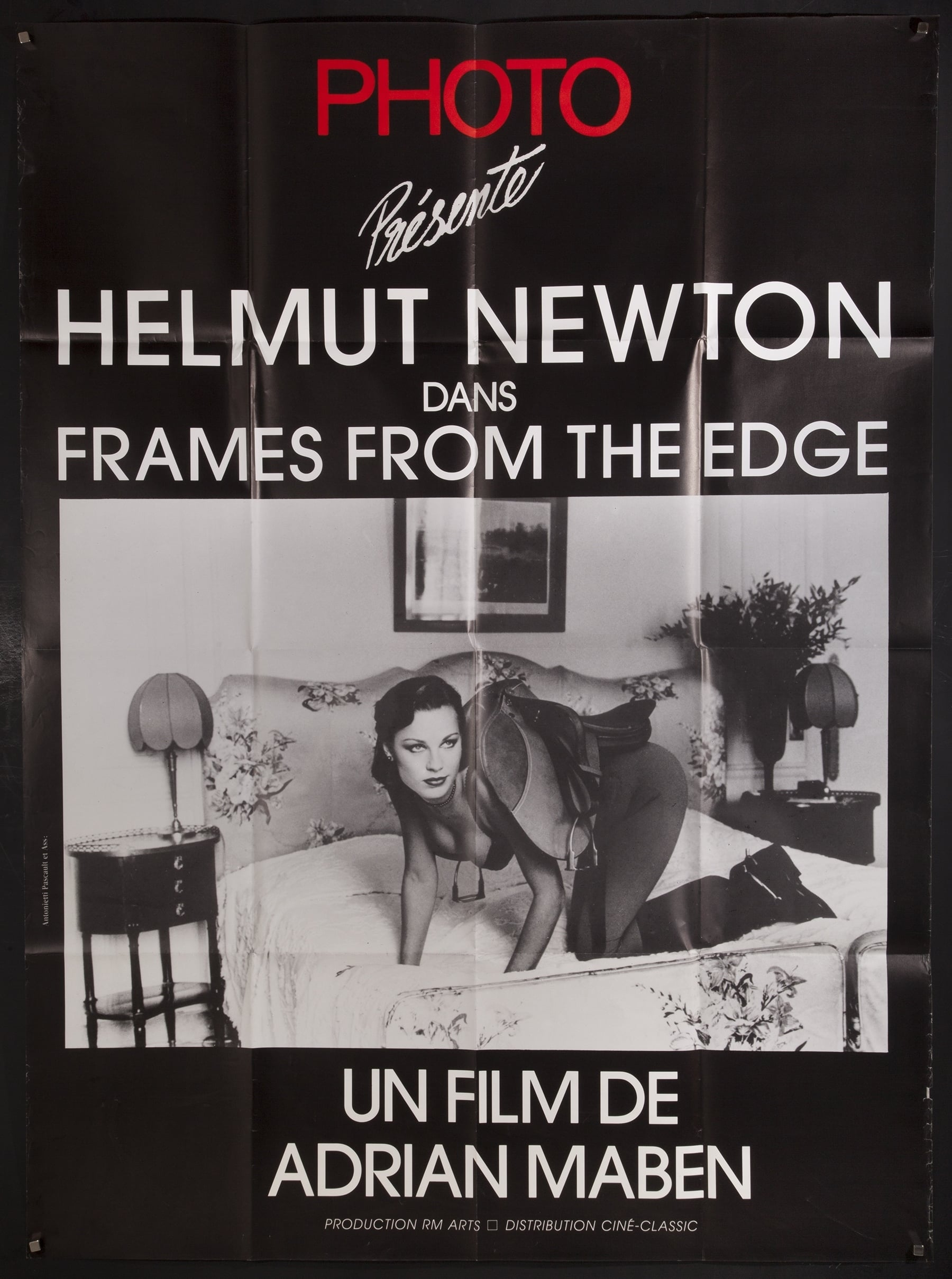 Helmut Newton Frames from The Edge Movie free download HD 720p
