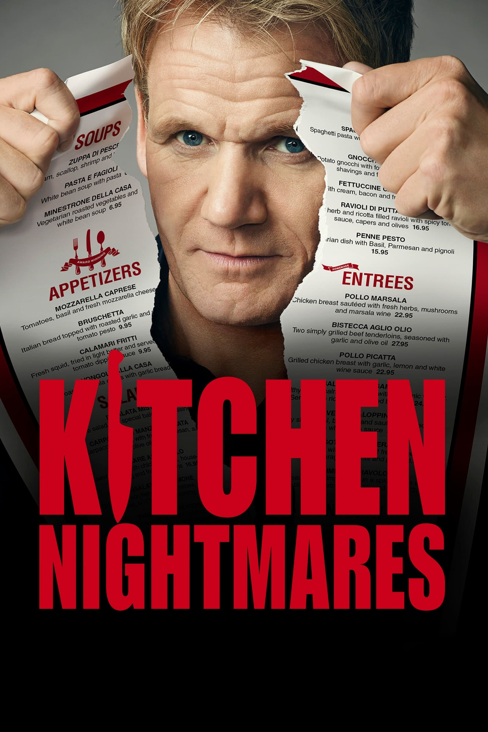 Kitchen Nightmares on FREECABLE TV
