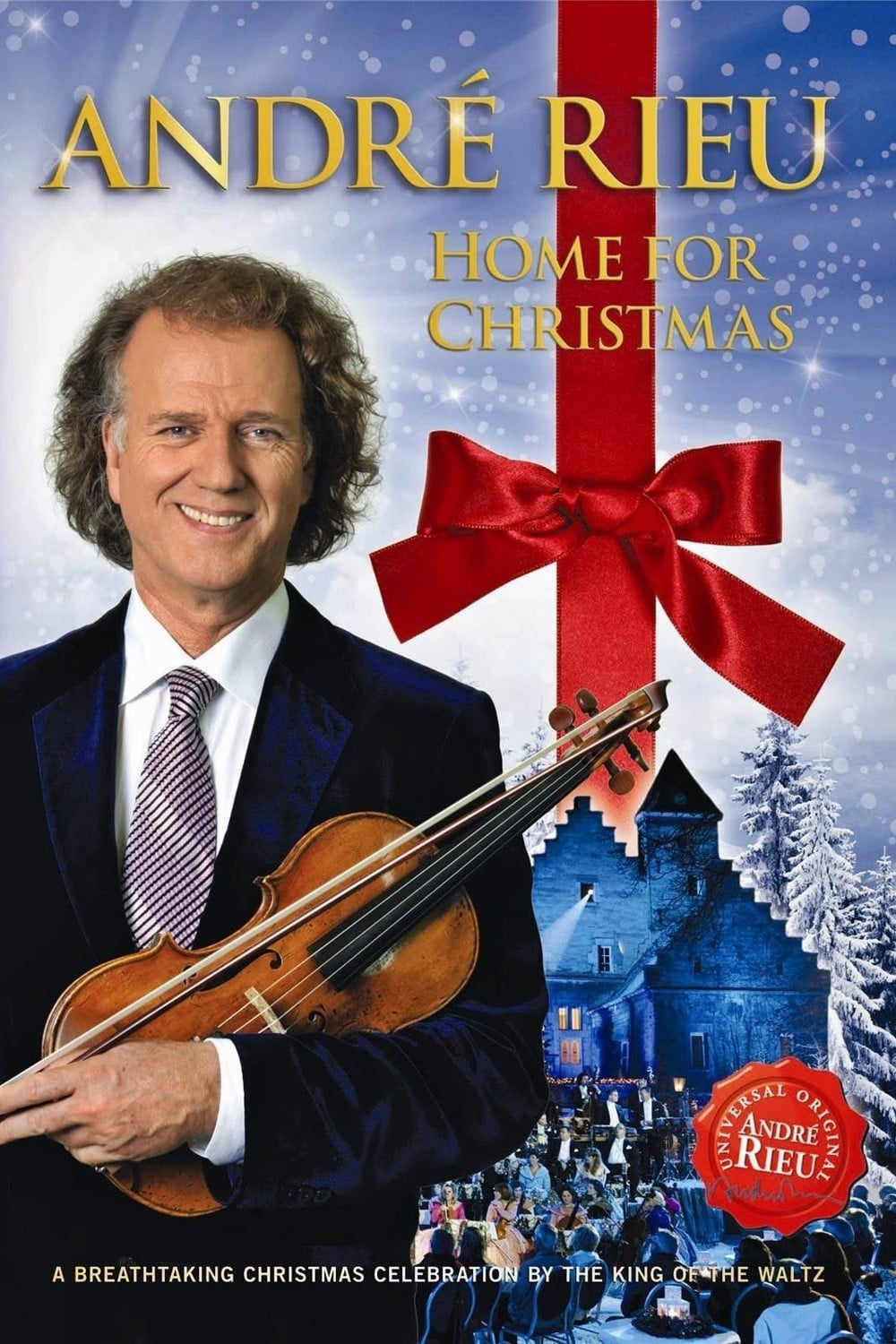 André Rieu - Home for Christmas (2012)