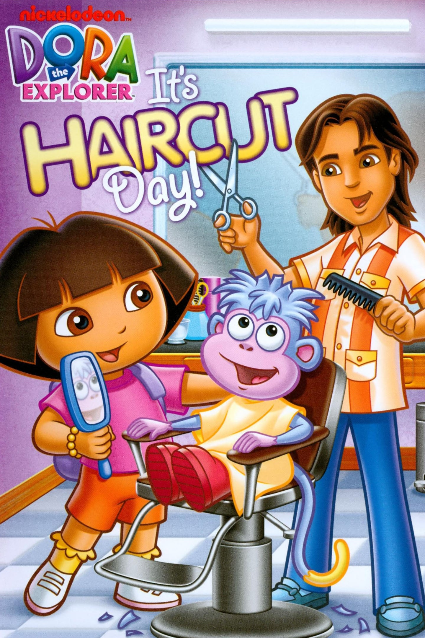 Dora the Explorer: It's Haircut Day (2013)