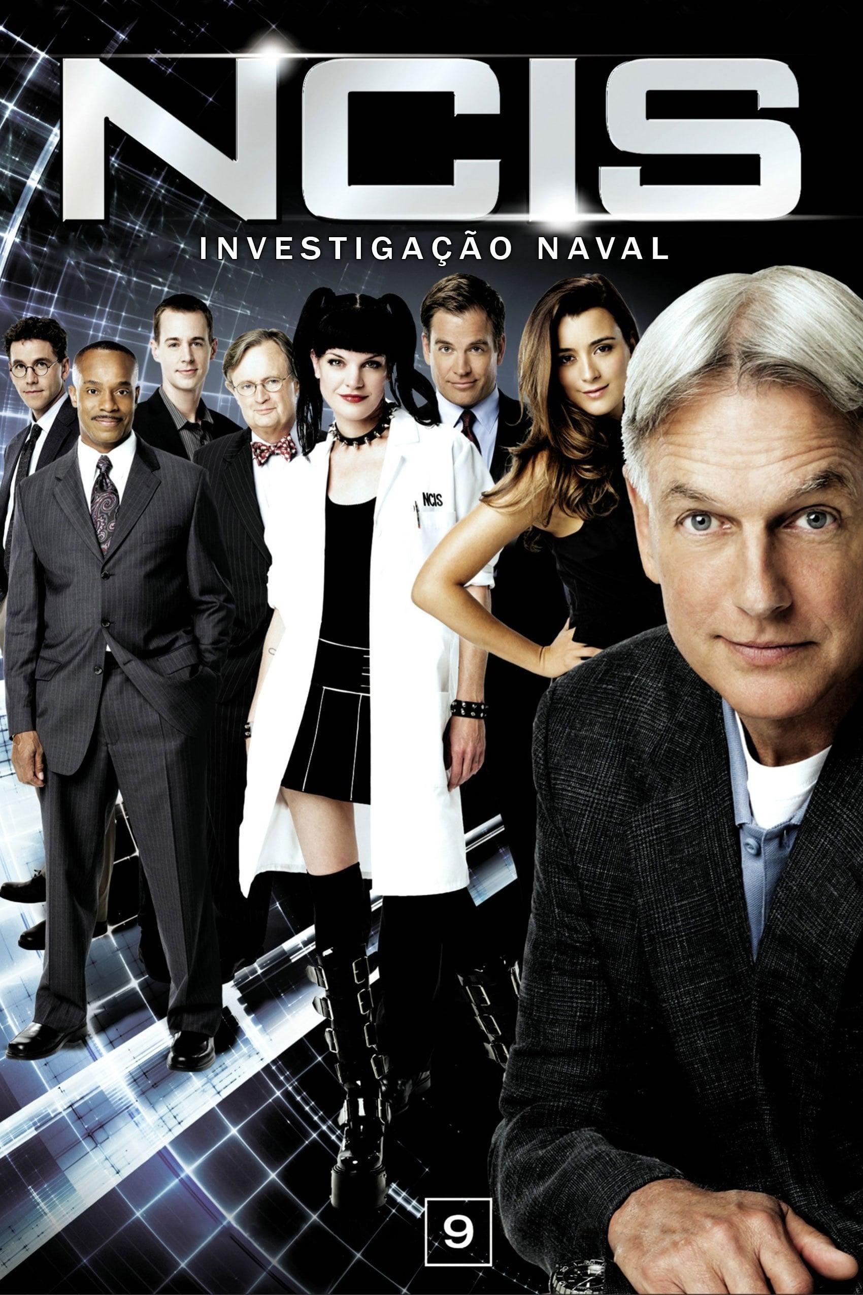 NCIS - Investigação Criminal