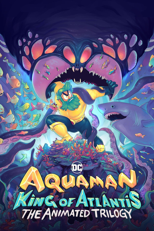 Assistir Aquaman: King of Atlantis