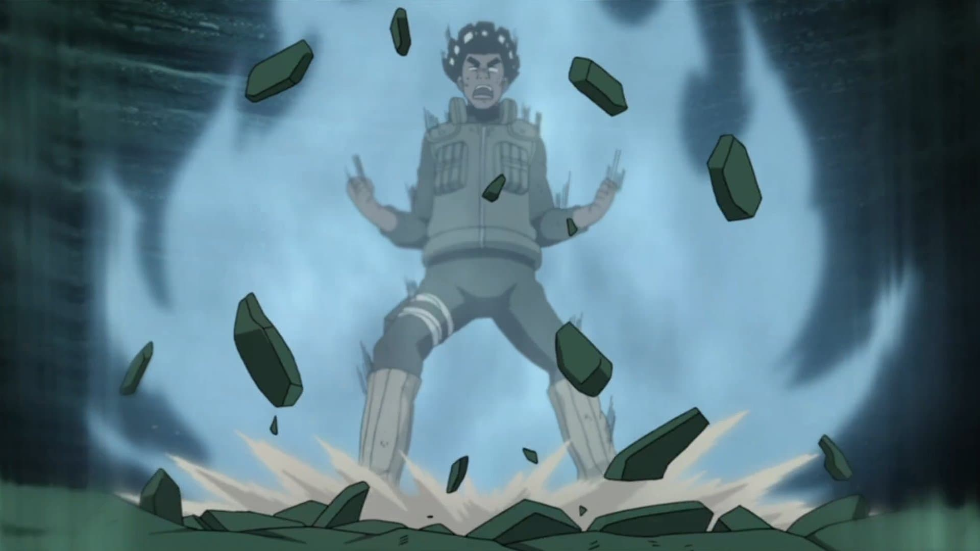 Naruto Shippūden Season 20 :Episode 418  The Wild Green Beast vs. Six Paths Madara
