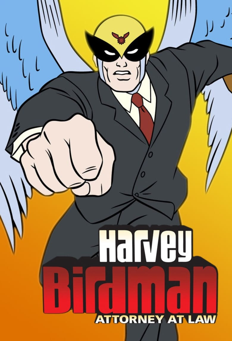 Harvey Birdman, Attorney at Law TV Shows About Law Firm