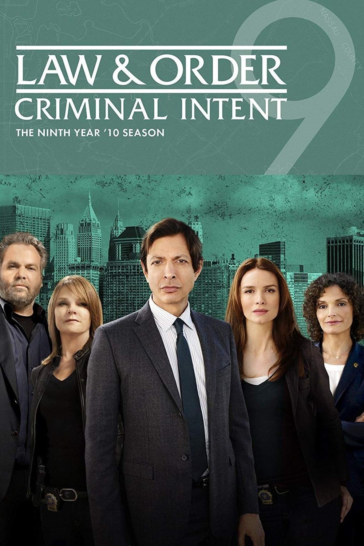 Law & Order: Criminal Intent Season 9
