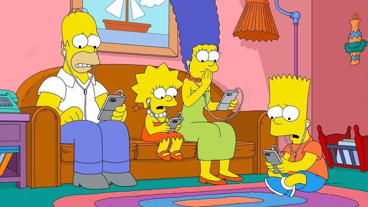 The Simpsons Season 32 :Episode 6  Podcast News