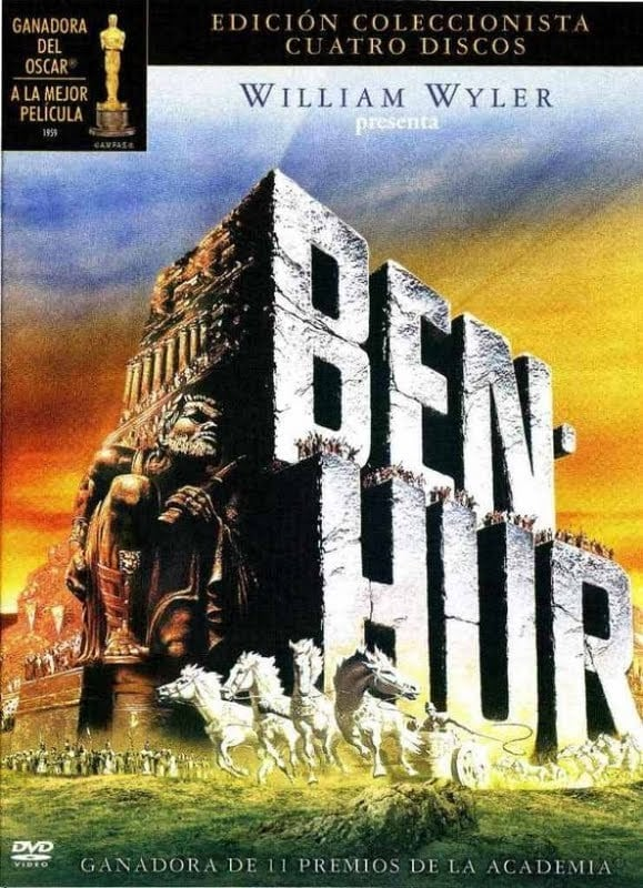 Ben-Hur Bonus Features (1970)